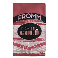 Fromm Prairie Gold Grain Free Puppy Dry Dog Food