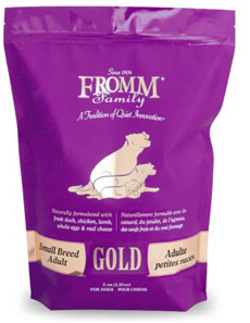 Fromm Small Breed Adult Gold Dry Dog Food