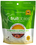 Fruitables Pumpkin and Apple Mix Dog Treats