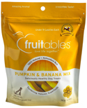 Fruitables Pumpkin and Banana Mix  Dog Treats