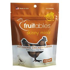 Fruitables Skinny Minis Rotisserie Chicken