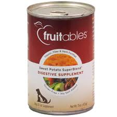 Fruitables Sweet Potato SuperBlend Digestive Supplement