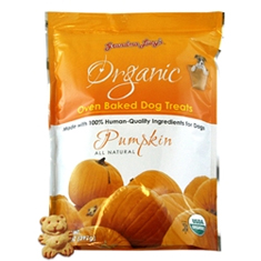 Grandma Lucys Organic Pumpkin Dog Treat