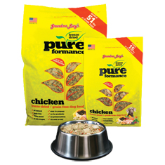 Grandma Lucys Pureformance Chicken Grain Free Dog Food