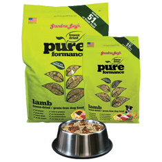 Grandma Lucys Pureformance Lamb Grain Free Dog Food