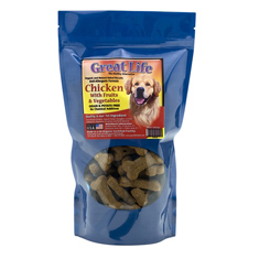 Great Life Dr WooFrs Chicken Dog Biscuits Grain Free