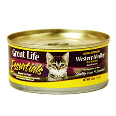 Great Life Essentials Western Medley Cat Cans