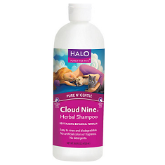 Halo Herbal Shampoo for Dogs and Cats