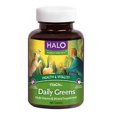 Halo Vita Glo Daily Greens