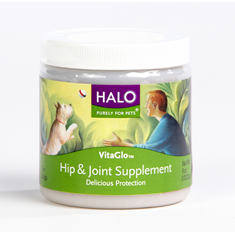 Halo VitaGlo Hip and Joint Supplement