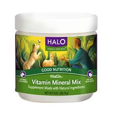 Halo VitaGlo Vitamin Mineral Mix
