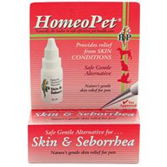 HomeoPet Skin and Seborrhea