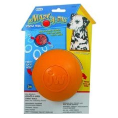JW Pet Amaze a Ball Dog Toy