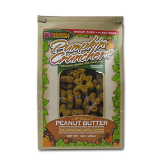 K9 Granola Factory Crunchers Peanut Butter and Banana
