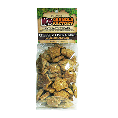 K9 Granola Factory Mini Liver and Cheese Stars