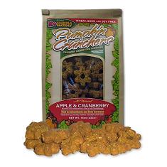 K9 Granola Factory Pumpkin Crunchers Apple and Cranberry