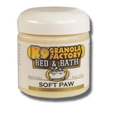 K9 Granola Factory Soft Paw Balm Oatmeal Honey Almond