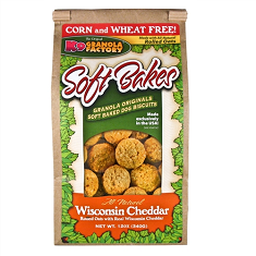 K9 Granola Factory Wisconsin Cheddar Soft Bakes