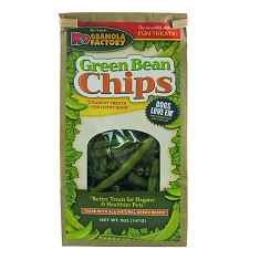 K9 Granola Green Bean Chips