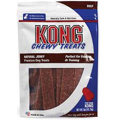 Kong Natural Beef Jerky Strips