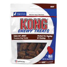 Kong Thick Cut Beef Jerky