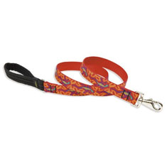 Lupine Pet Go Go Gecko Padded Handle Lead