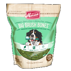 Merrick Big Brush Dental Bone All Life Stages Chews