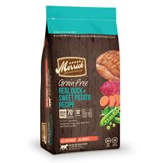 Merrick Grain Free Real Duck and Sweet Potato Dry Recipe