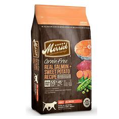 Merrick Grain Free Real Salmon Sweet Potato Dry Dog Food
