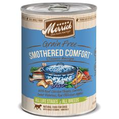 Merrick Grain Free Smothered Comfort