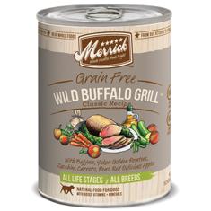 Merrick Grain Free Wild Buffalo Grill