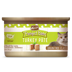 Merrick Purrfect Bistro Turkey Pate