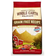 Merrick Whole Earth Farms Grain Free Beef and Lamb