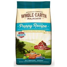 Merrick Whole Earth Farms Puppy Recipe