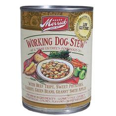 Merrick Working Dog Stew