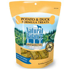 Natural Balance Limited Ingredient Duck and Potato Treats