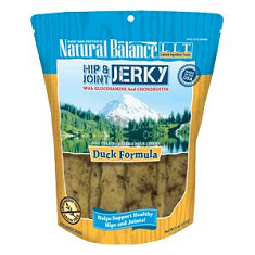 Natural Balance Limited Ingredient Hip and Joint Jerky Duck