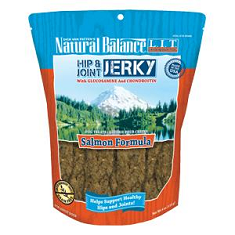 Natural Balance Limited Ingredient Hip and Joint Jerky Salmon