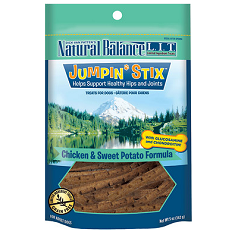 Natural Balance LIT Jumpin Stix Chicken and Sweet Potato