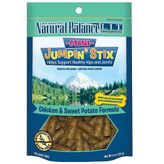 Natural Balance LIT Treats Mini Jumpin Stix Chicken and Sweet Potato