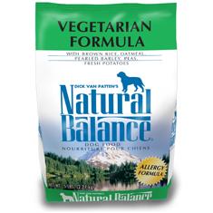 Natural Balance Vegetarian Formula
