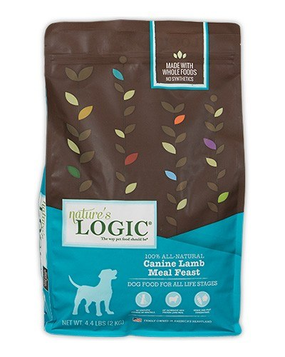 Natures Logic Natural Lamb Kibble