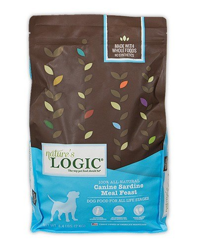 Natures Logic Natural Sardine Dry Food