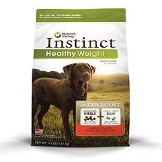 Natures Variety Instinct Healthy Weight Salmon and Turkey