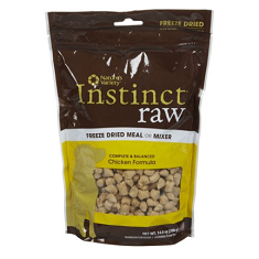 Natures Variety Instinct Freeze Dried Raw Chicken For Dogs