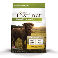 Natures Variety Instinct Healthy Weight Chicken