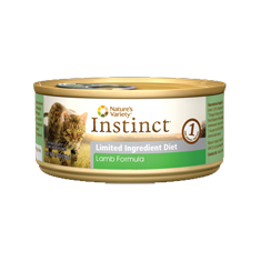 Natures Variety Instinct LID Lamb Canned Cat Food