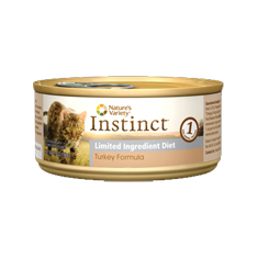 Natures Variety Instinct LID Turkey Canned Cat Food