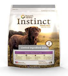 Natures Variety Instinct Limited Ingredient Rabbit Formula