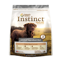 Natures Variety Instinct Limited Ingredient Turkey Formula